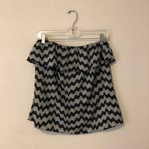 Lucy Love Strapless Top